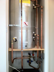 plumber christchurch - hot water